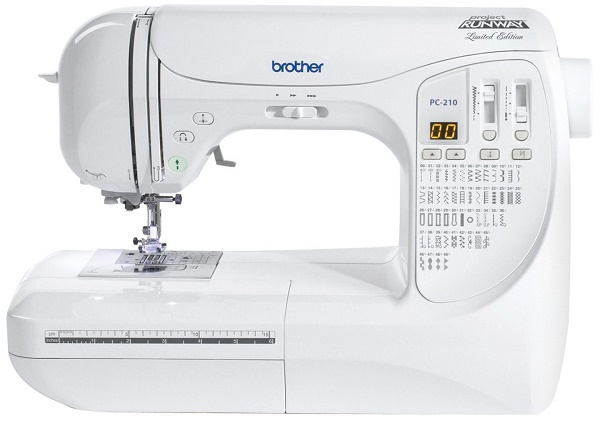 Brother PC-420 PRW Project Runway sewing machine