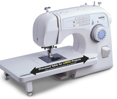 Brother XL-3750 Free-Arm Sewing Machine with Quilting Features